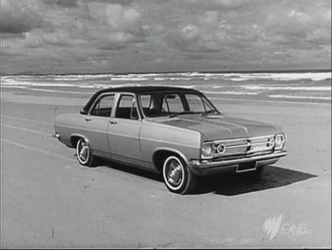 Old 1966 Holden Premier