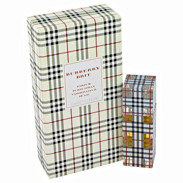 Burberry Brit Pure Perfume by Burberry.
