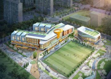 본성초등학교 설계공모, DNB , 2012, 2발