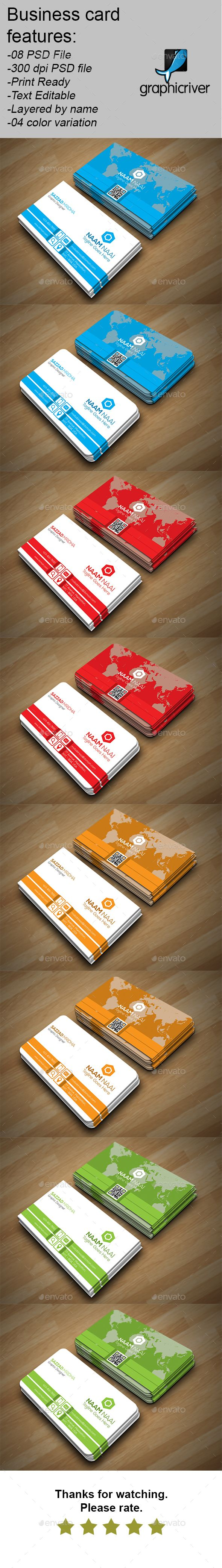 26 best free business card template psd images on pinterest