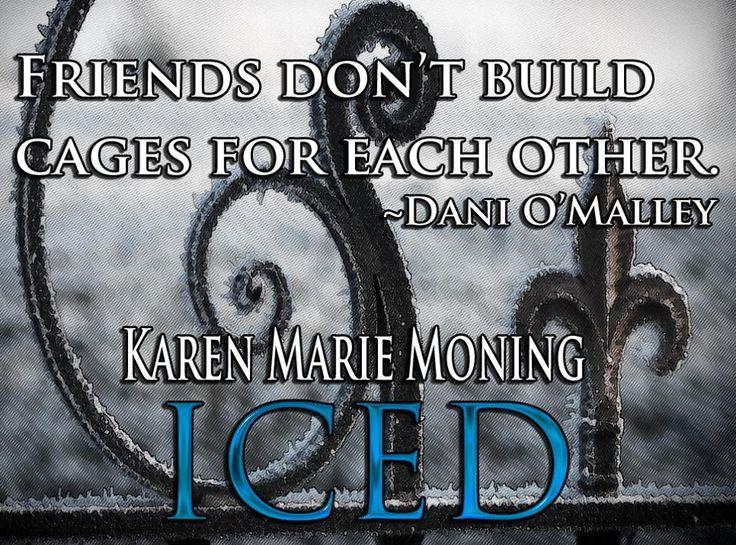 iced karen marie moning pdf