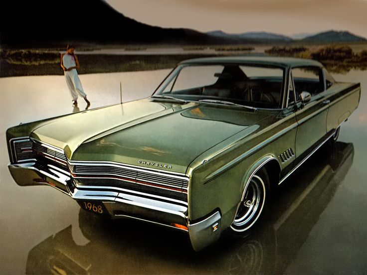 606 best car truck images on pinterest cars motorcycle 1968 chrysler 300 features updated design with hidden headlights available as hardtop sedan coupe and convertible sciox Image collections