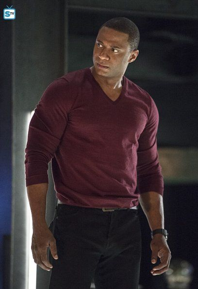 "#Arrow - John Diggle #Season4 #4x05 ""Haunted"" - Promotional Photos"