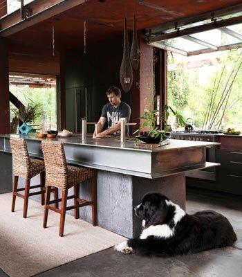 Incredible kitchen island