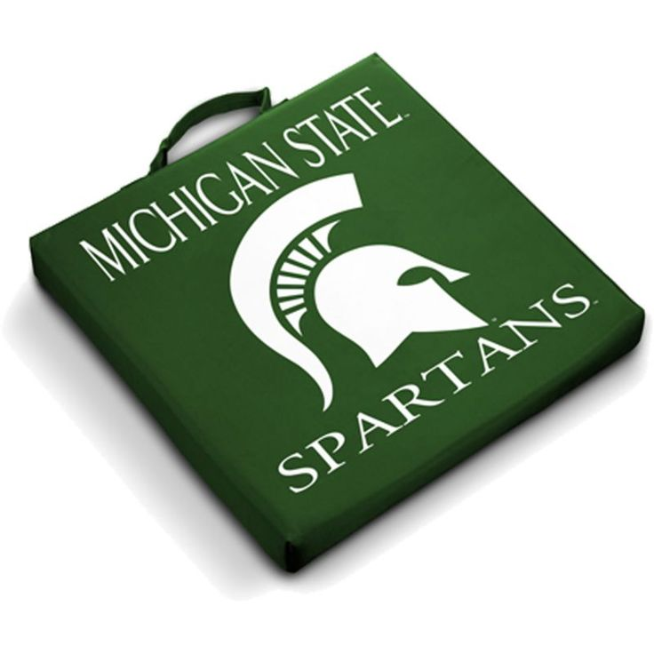 Michigan State Spartans Stadium Seat Cushion, Team