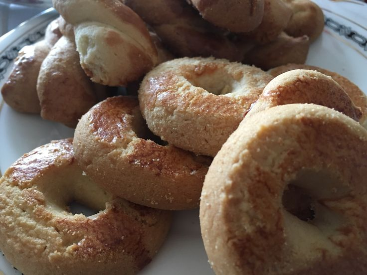 Κουλουράκια at cooklos.gr