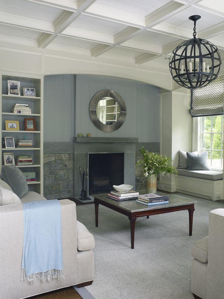 Austin Patterson Disston Architects   Portfolio   Country Houses   Shingle Style Set on Granite Ledge
