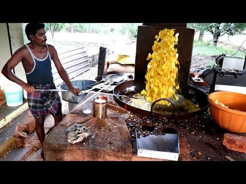 Tornado Potato   Spiral Fried Potato   Lahore Street Food III - YouTube