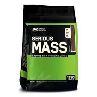 Serious Mass 12 lbs (5443g) EU - Optimum Nutrition - Gainer, Ganador de peso
