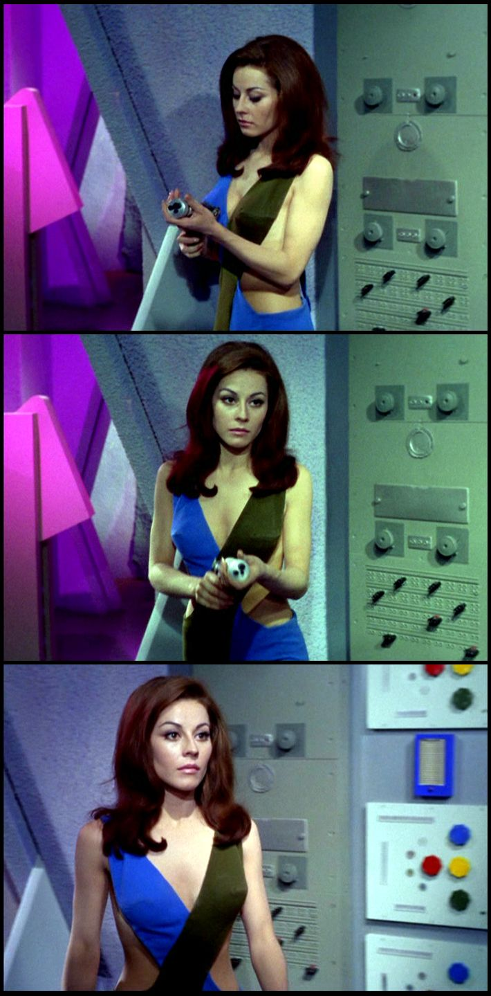 Sherry Jackson - Star Trek       ;-)~❤~