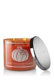 sweet cinnamon pumpkin |candle bath and body works