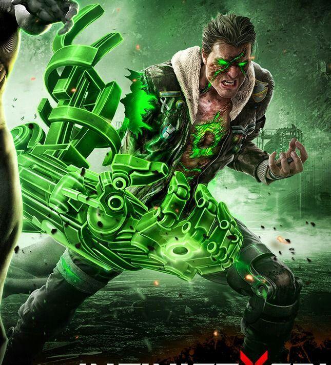 Infinite Crisis Hal Jordan
