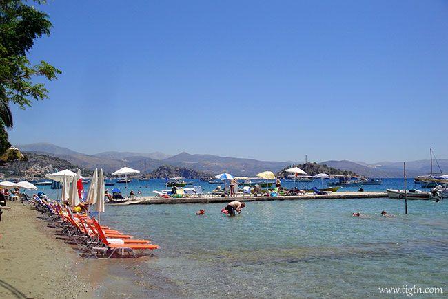 #Tolo beach in #Argolida, #Greece