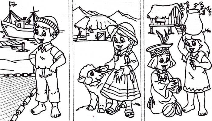 fiestas patrias on Pinterest | Dibujo, Peru and Google