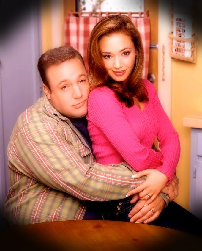 Kevin James & Leah Remini - The King of Queens