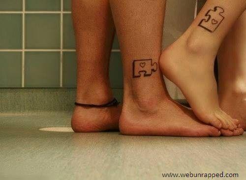 Couple tattoos | Webunrapped.com
