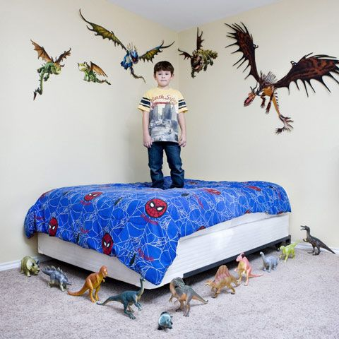 Italian photographer Gabriele Galimberti spent 18 months photographing children across the globe with their most prized possessions: toys.