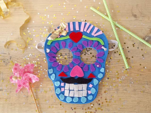 Favori Les 25 meilleures idées de la catégorie Fete des morts mexique sur  FB54
