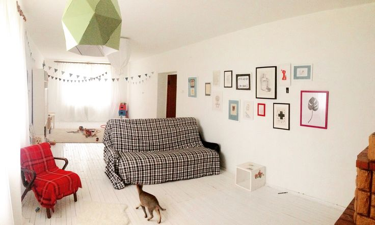 Koidanov's living room