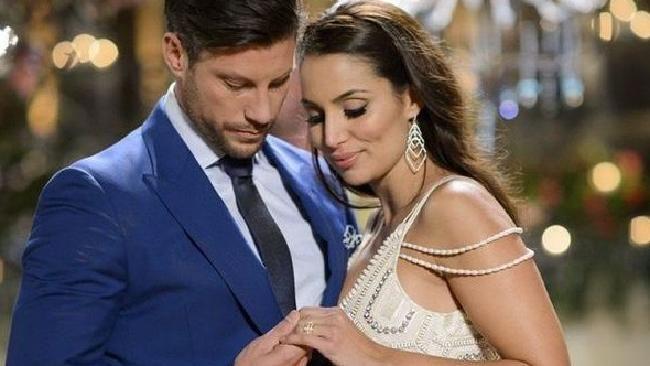 #Bachelor couple Sam Wood and Snezana Markoski to marry on TV? #relationships #marriage #weddings