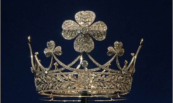 Tiara of Empress Auguste Victoria of Germany