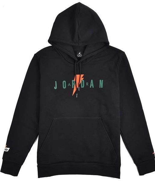 photos officielles 32ad2 722f7 Jordan Gatorade Like Mike Pull Over Hoodie | Coat in 2019 ...