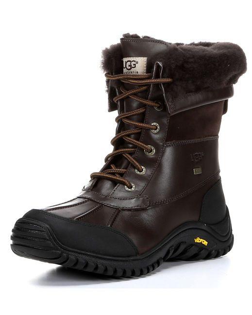 Ugg Women's Adirondack Boot II - Obsidian