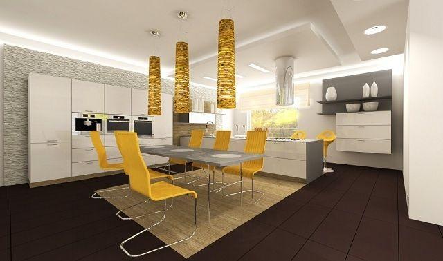 Nowy trend – kuchnie w eleganckich, ciemnych barwach - nowoczesne kuchnie - projekty, forum - meble kuchenne, kuchnie na zamówienie, wyspa kuchenna