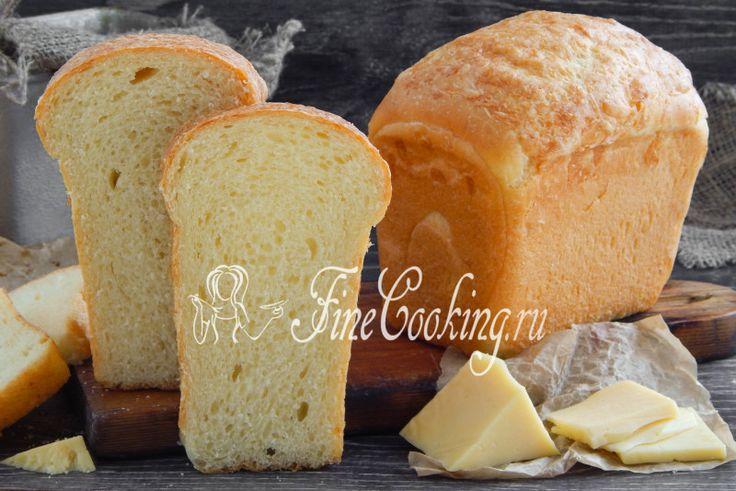 Сырный хлеб - рецепт с фото