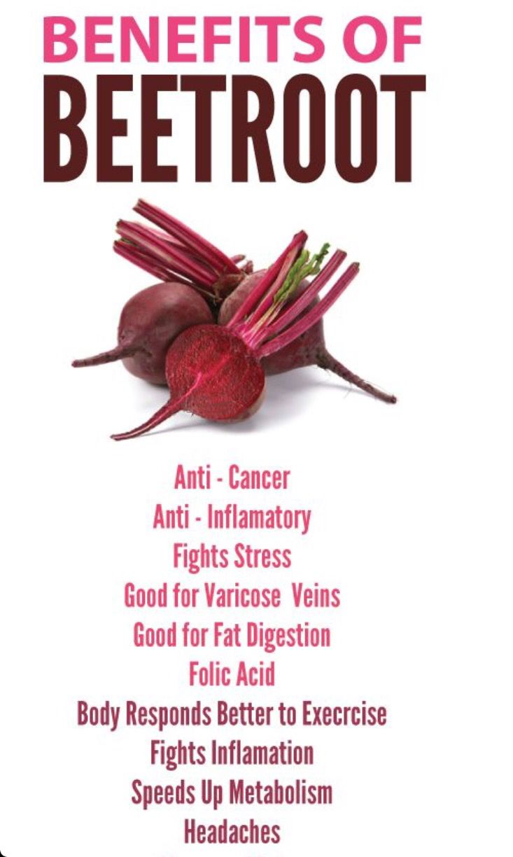 Wonder why Plexus Slim gets its pink color from? Beets roots.