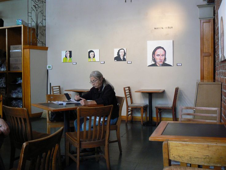 pictures on the wall Zeitgeist Kunst & Kaffee, S Jackson St | Flickr - Photo Sharing!