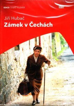 Film České televize Zámek v Čechách na DVD z Edice České televize.