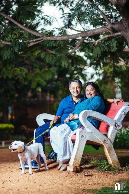 Bangalore Couple & Pets Portrait Photography