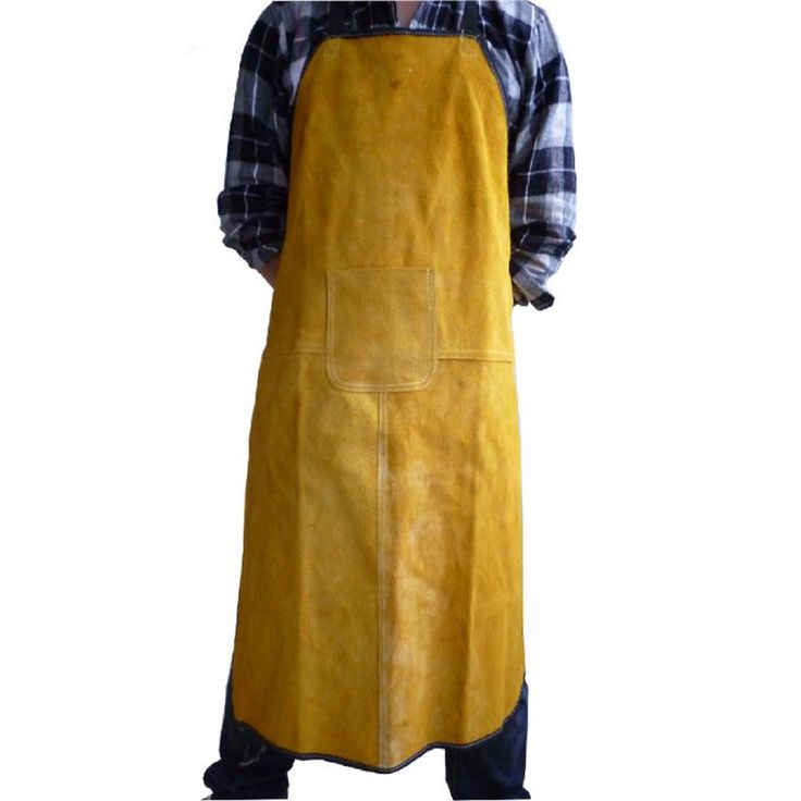 Special Protection Workwear Clothe Argon arc Welding Leather Apron Workplace Safety Clothing Self Protect Aprons. Click visit to buy #Apron