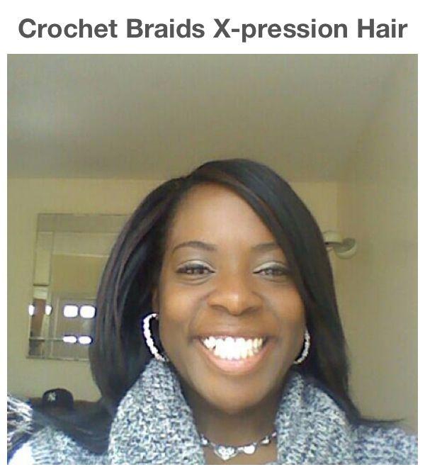 Crochet Braids Xpression Multi : ... Braid Xpression Kanekalon Crochet Braids Installing of Crochet Braids