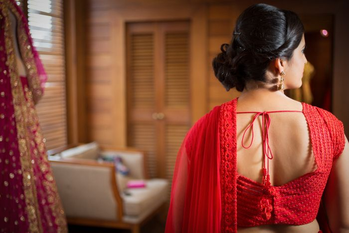 The bride who's found the perfect dress, shoes, accessories and veil still needs one more thing to complete her ensemble – the perfect lingerie. So underrated, we tell you. With each Indian wedding lasting at least 2-5 functions, you'll need...
