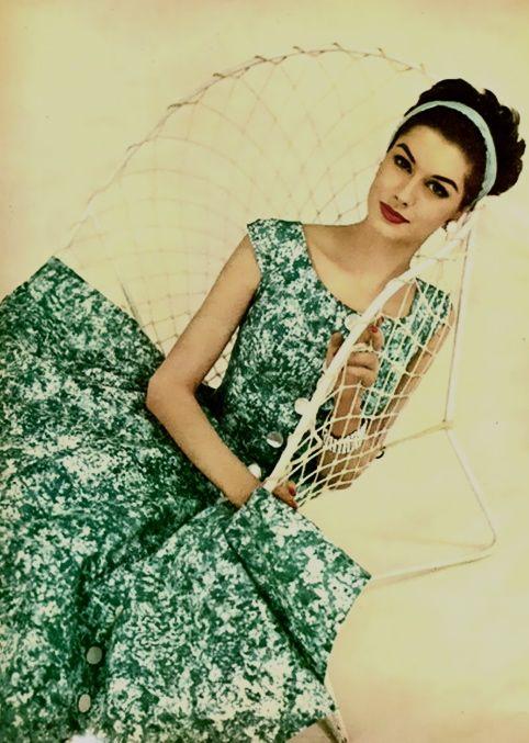 1950s fashion - daywear