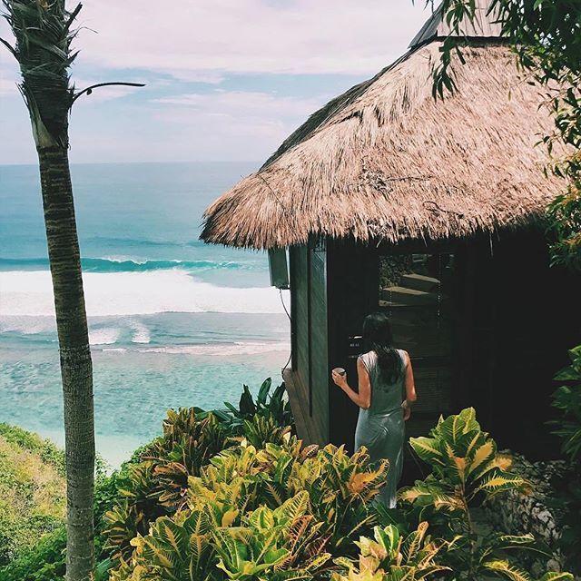 After a late breakfast, take a peaceful cliffside walk to Karma Kandara Spa for your morning massage! 📷 @bucketlistbombshells #ExperienceKarma #KarmaSpa #KarmaResorts #KarmaKandara #Ungasan #Bali #Indonesia  #WonderfulIndonesia #Morning #Massage #Zen #Spa #Relax #Health #WellBeing #Natural #Ocean #View #Sea #Travel #Luxury #Beautiful