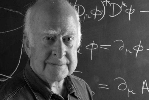 (born 29 May 1929) is a British theoretical physicist and emeritus professor at the University of Edinburgh.[1]    He is best known for his 1960s proposal of broken symmetry in electroweak theory, explaining the origin of mass of elementary particles in general and of the W and Z bosons in particular. This so-called Higgs mechanism, which was proposed by several physicists besides Higgs at about the same time, predicts the existence of a new particle, the Higgs boson.