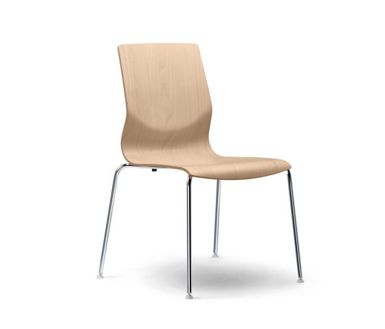 Meeting room chairs | Conference-Meeting | Curvae | Forma 5. Check it out on Architonic