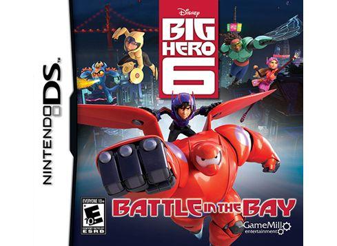 Big Hero 6 (DS)