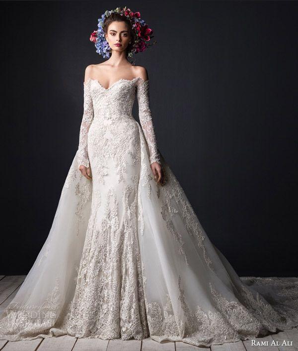 Rami Al Ali 2015 Wedding Dresses | Wedding Inspirasi STUNNING!