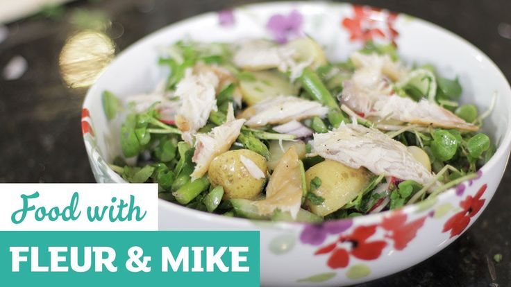 To mark St George's Day, Mike whips up a delicious salad packed full of ingredients sourced from around the UK, including asparagus, mackerel, radishes and n...