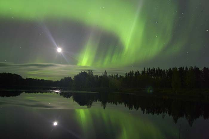 Revontulet Joensuu Finland.Northern light Joensuu Finland.Photo Ismo Pekkarinen  #maisema #revontulet #auroraborealis #nature #norternlights #finland  #landscape
