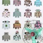 Wallpaper Robots