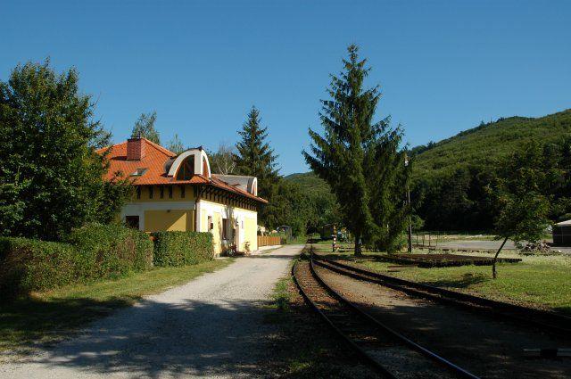 Szilvasvarad station