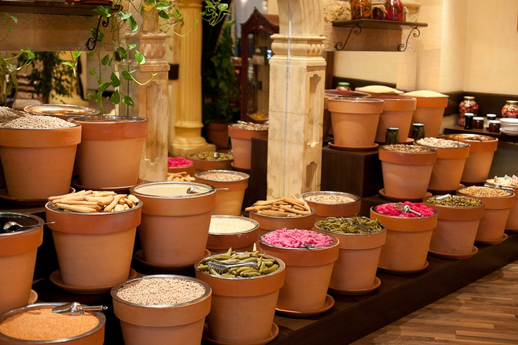 Flavours at Saidoun Restaurant Lebanese I Phoenicia Grand Hotel