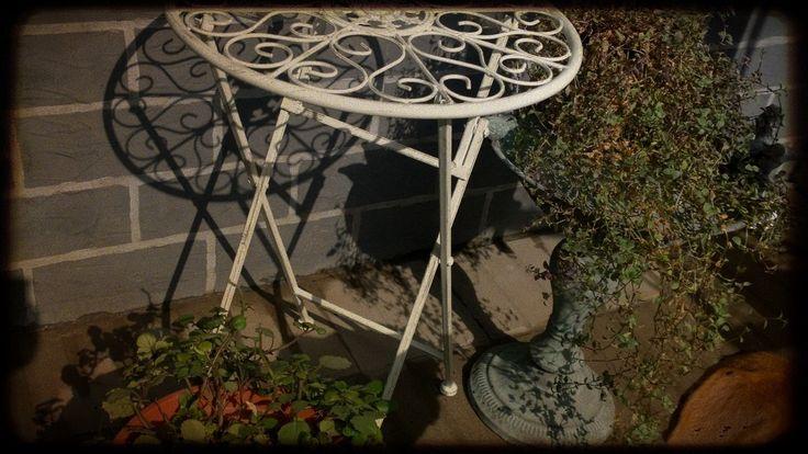 Portamacetas jardin