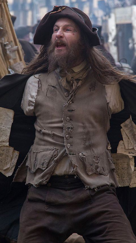 Payl Kaye - the ONLY good thing about Jonathan Strange & Mr Norrell - Vinculus