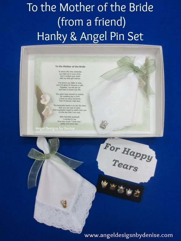 Angel Designs By Denise Located In Eaton Colorado Co Specializes Wedding Party Gifts Mother Of The Bride For And Much More